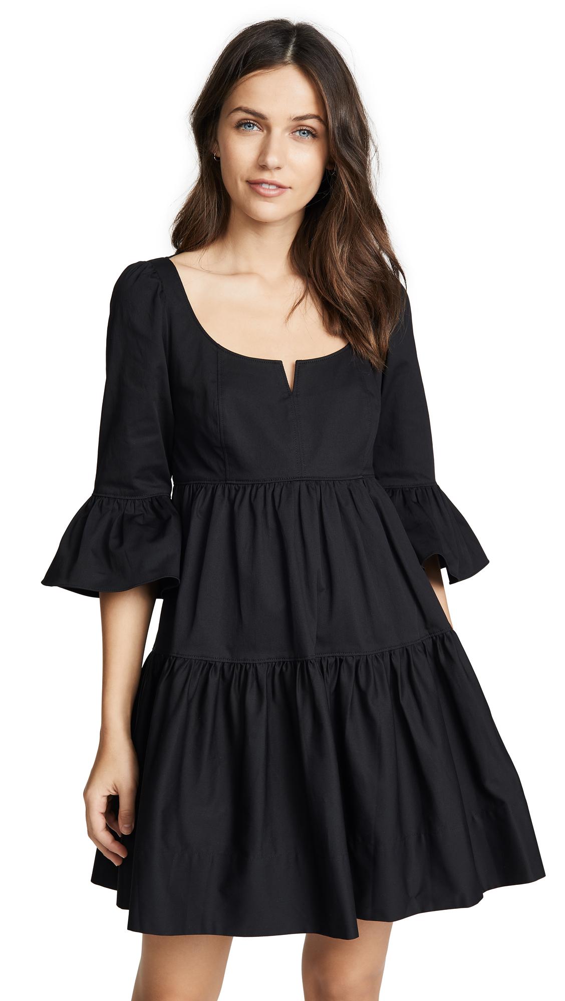 Cinq a Sept Anya Dress - Black