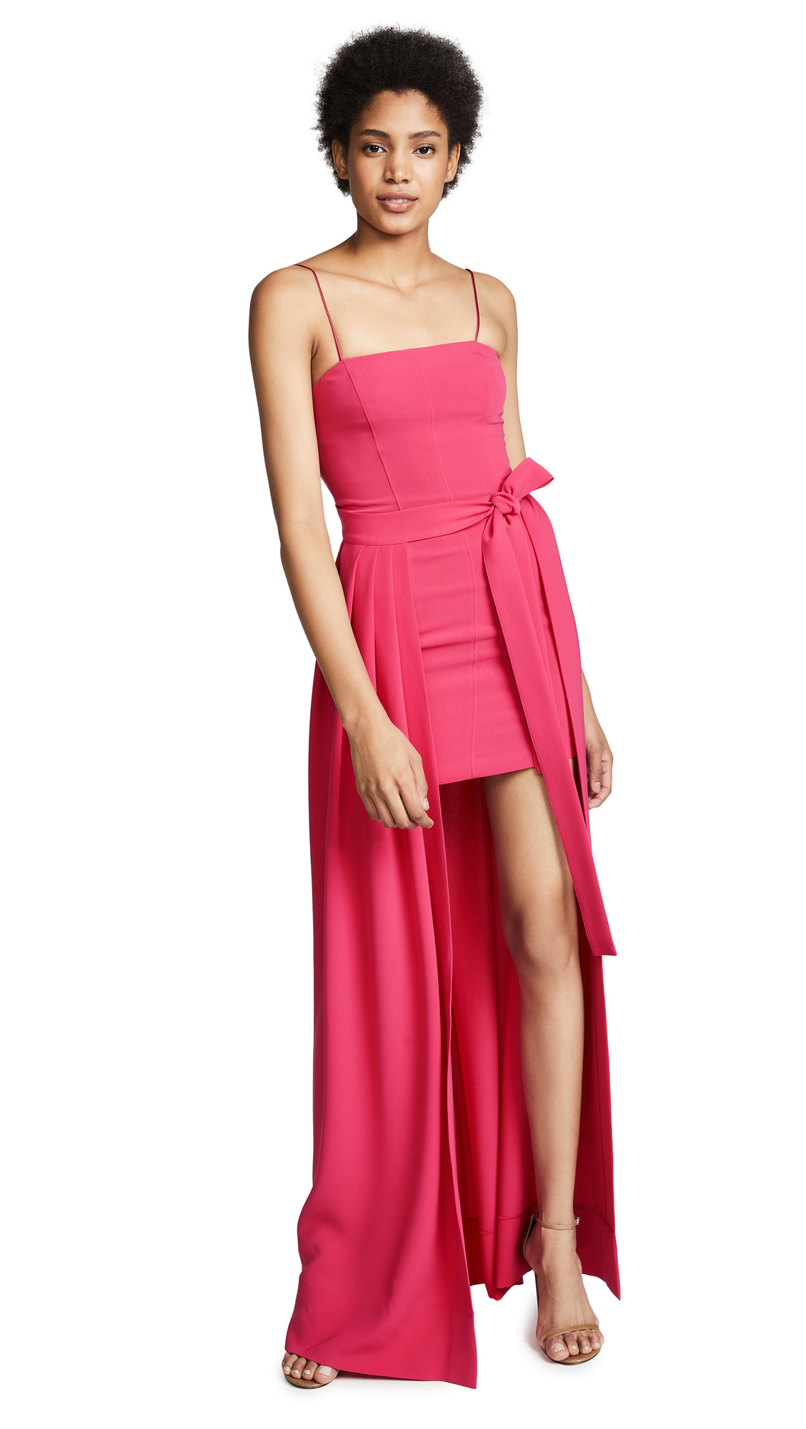 Gianni Gown, Camilla Red