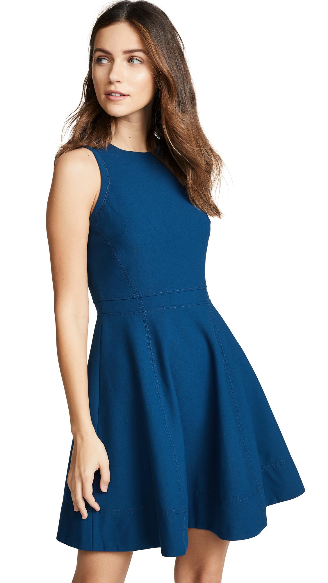 Cinq a Sept Araceli Dress - Lapis