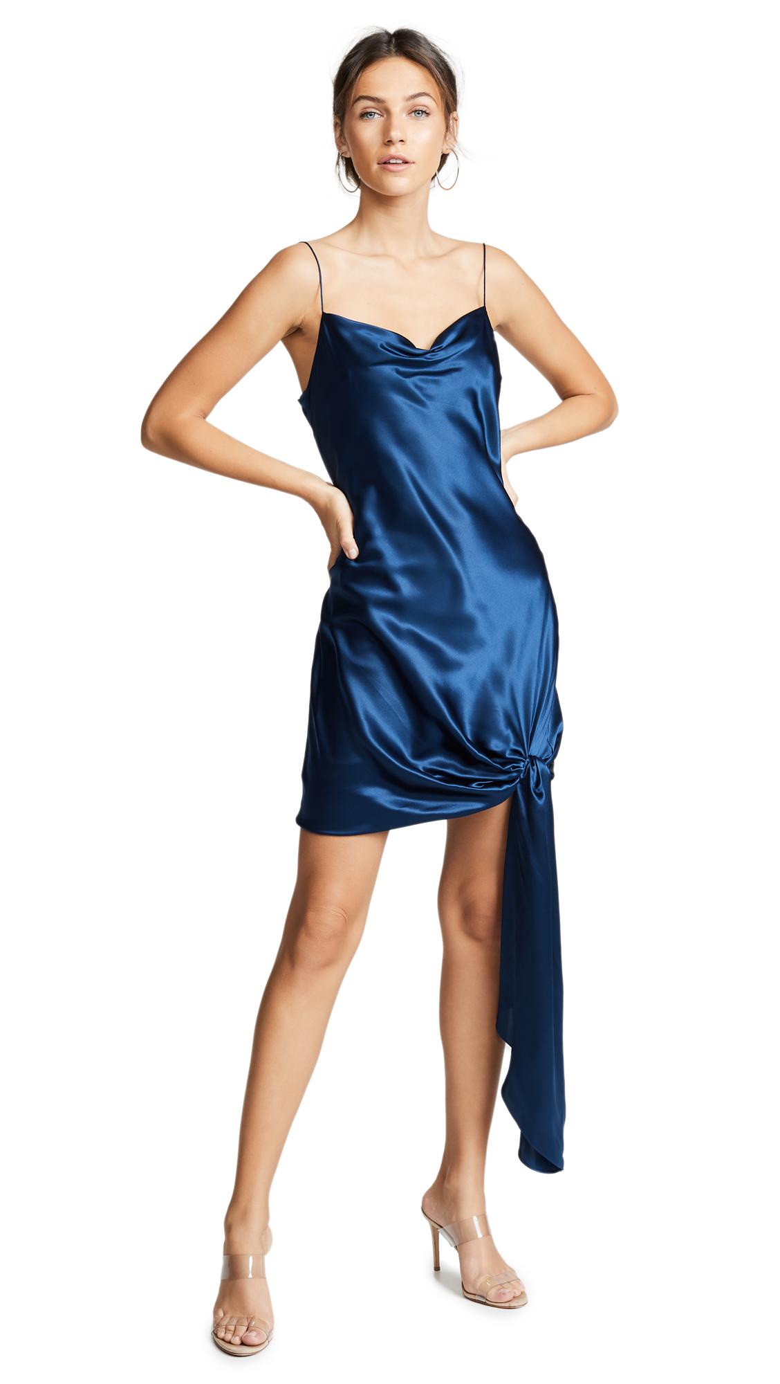 Cinq a Sept Ryder Dress - Sapphire