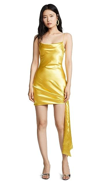 Photo of  Cinq a Sept Satin Ryder Dress - shop Cinq a Sept dresses online sales