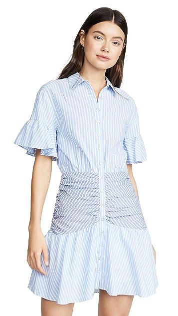 Cinq a Sept Tous Les Jours Stripe Asher Dress