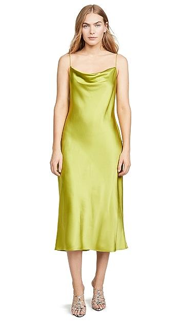Cinq a Sept Solid Marta Slip Dress