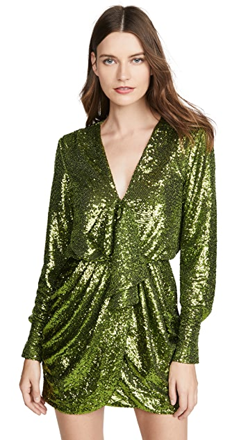 Cinq a Sept Skylar Sequin Dress