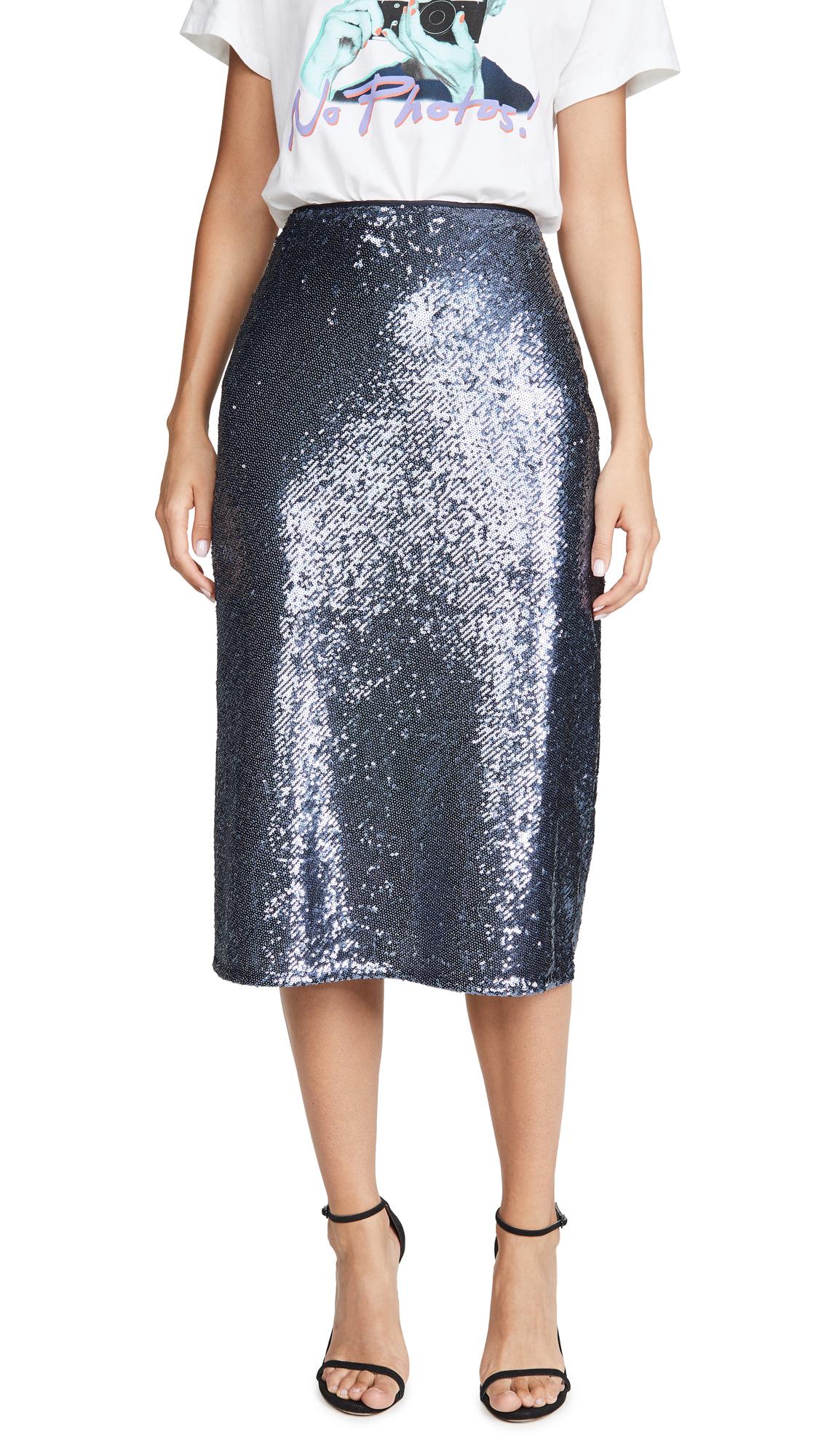 Buy Cinq a Sept online - photo of Cinq a Sept Sequin Marta Skirt