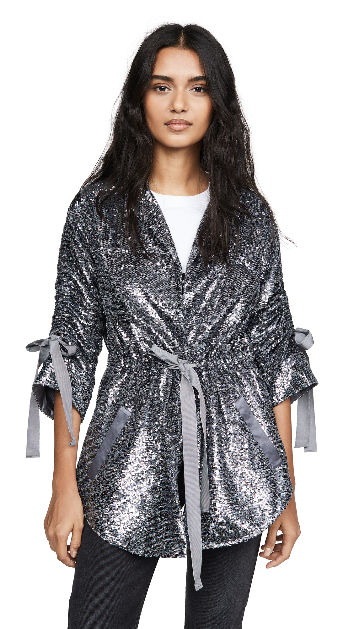 Buy Cinq a Sept Sequin Mathieu Jacket online beautiful Cinq a Sept Jackets, Coats, Coats