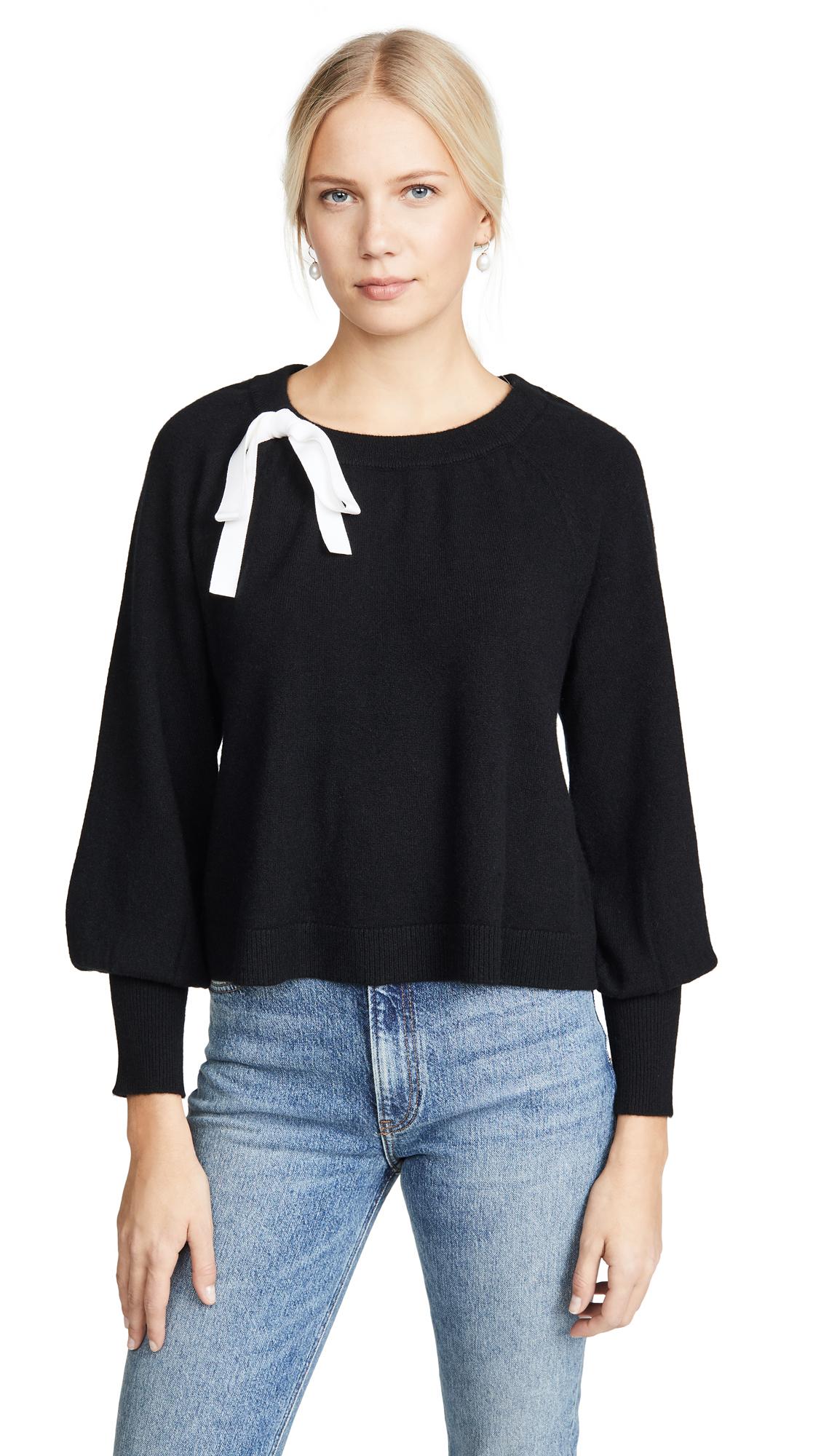 Buy Cinq a Sept online - photo of Cinq a Sept Tous Les Jours Amelia Cashmere Sweater