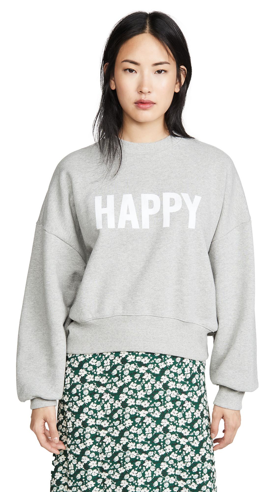 Buy Cinq a Sept online - photo of Cinq a Sept Tous Les Jours Happy Pullover