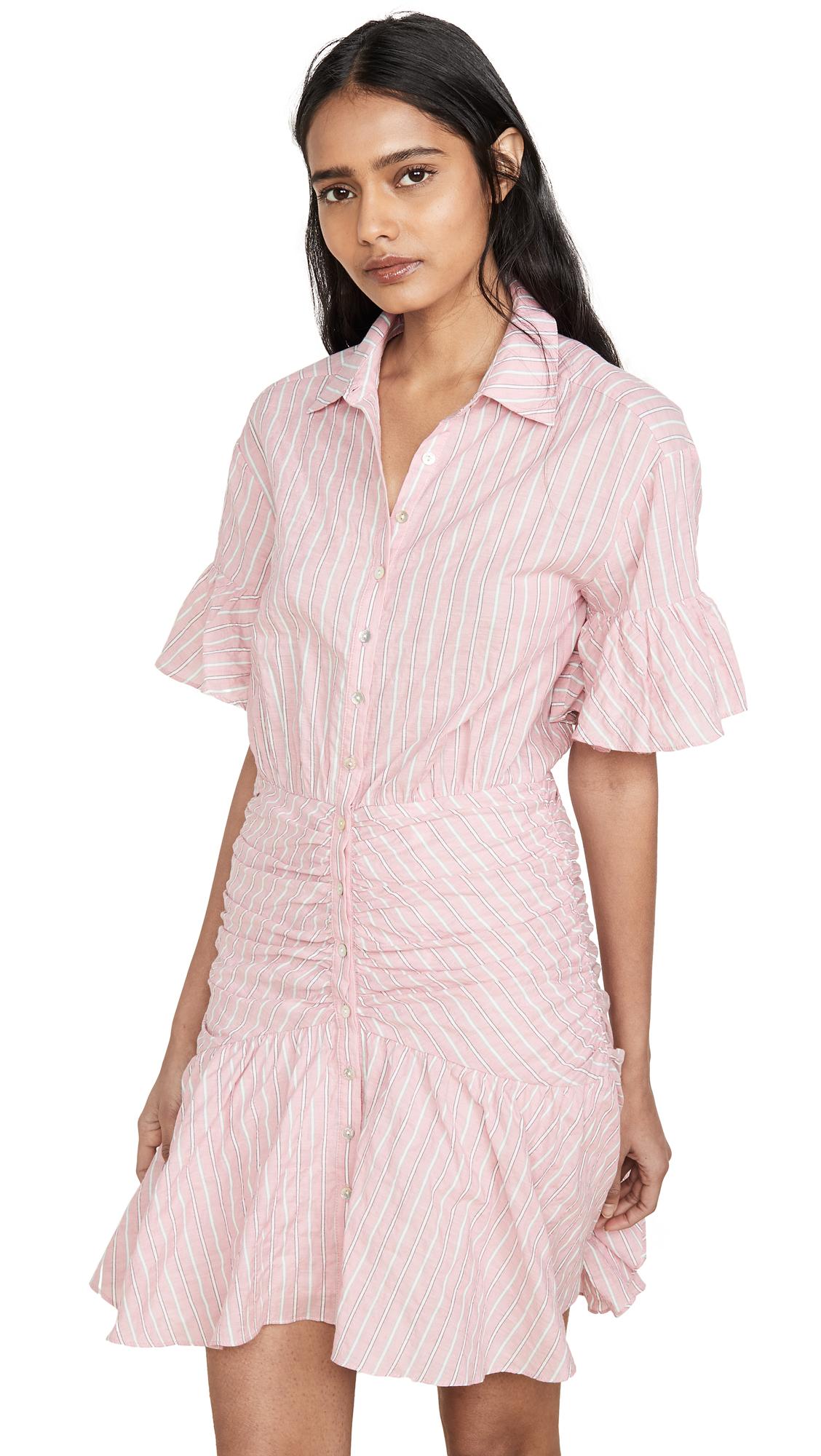 Cinq a Sept Tous Les Jours Stripe Asher Dress - 55% Off Sale