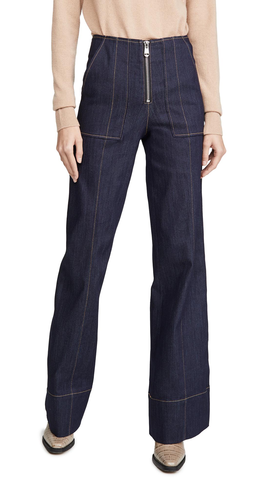Buy Cinq a Sept online - photo of Cinq a Sept Tous Les Jours Zadie Pants