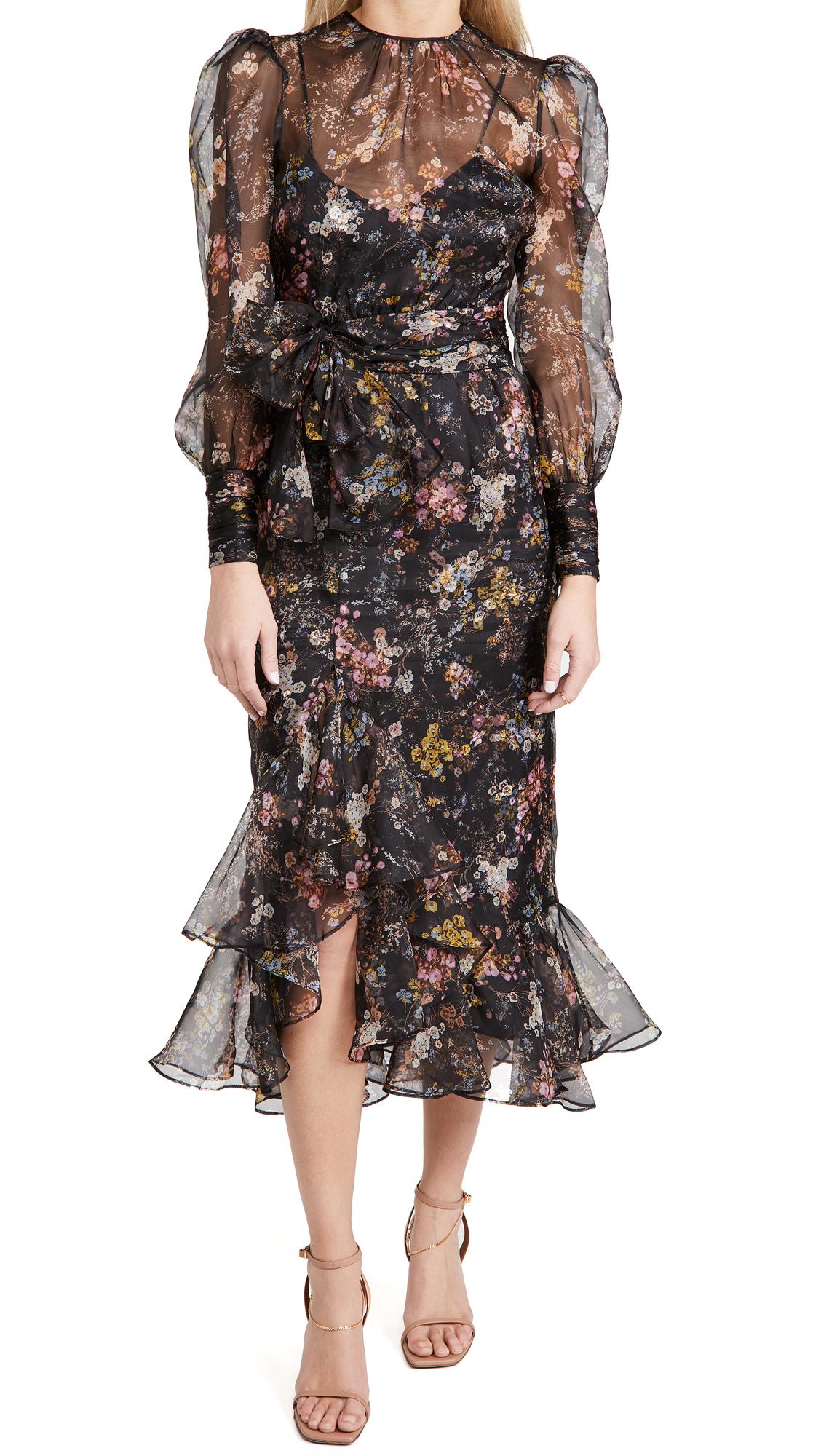 CINQ À SEPT MARIANNE DRESS