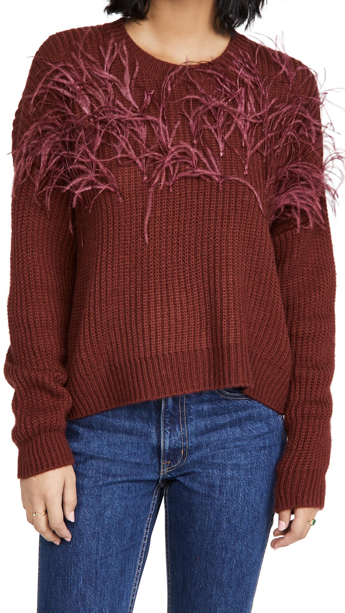 Cinq À Sept Wools MELANIE SWEATER