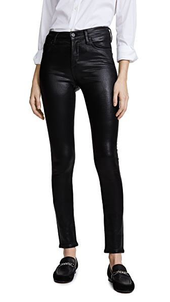 Rocket Leatherette Jeans
