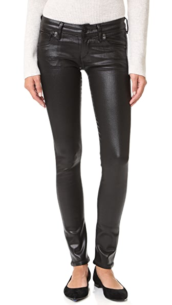 Citizens of Humanity Racer Leatherette Jeans