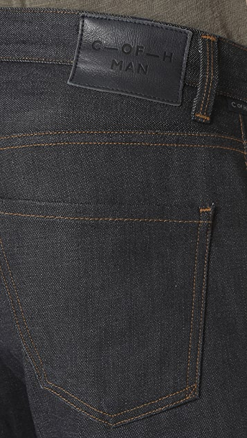 Citizens of Humanity Core Slim Straight Fit Jeans
