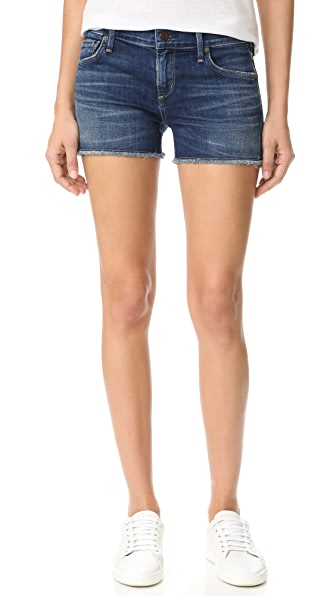 Citizens of Humanity Ava Cutoff Shorts - Modern Love
