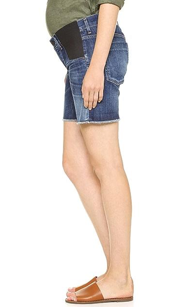 Citizens of Humanity Skyler Loose Maternity Shorts