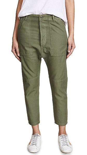 Citizens of Humanity Premium Vintage Surplus Sadie Utility Pants at Shopbop