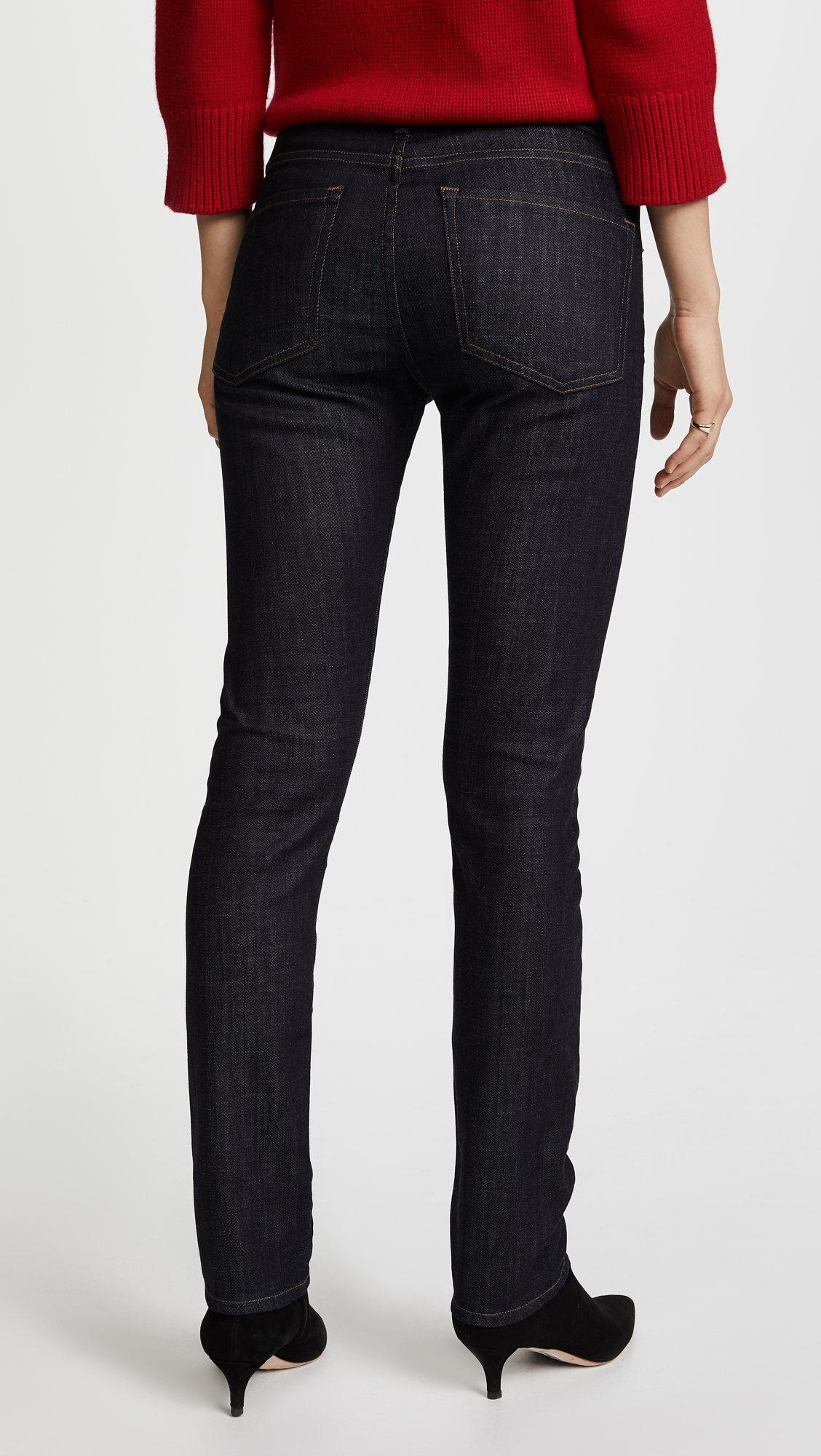 bf2b7aacfdc Citizens of Humanity Agnes Slim Straight Jeans