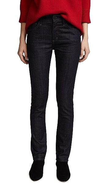 Agnes Slim Straight Jeans