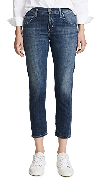 Citizens of Humanity Emerson Slim Boyfriend Ankle Jeans at Shopbop