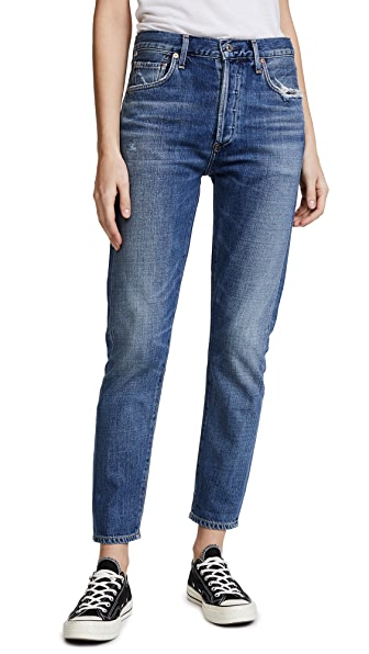 Citizens of Humanity Liya High Rise Jeans at Shopbop