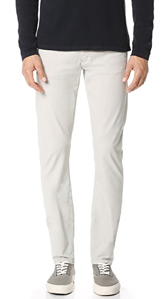 Bowery Pure Slim Twill Jeans