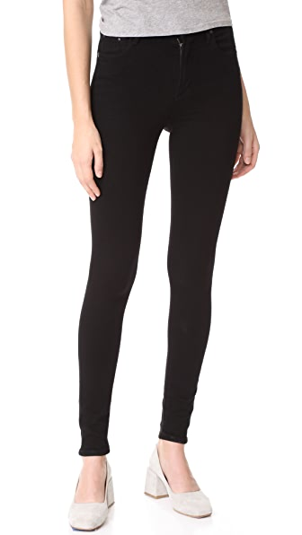 Citizens of Humanity Rocket High Rise Skinny Jeans - All Black
