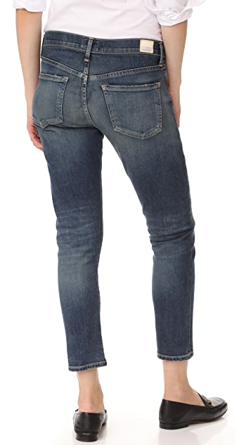 Citizens of Humanity The Principle Maternity Girlfriend Jeans
