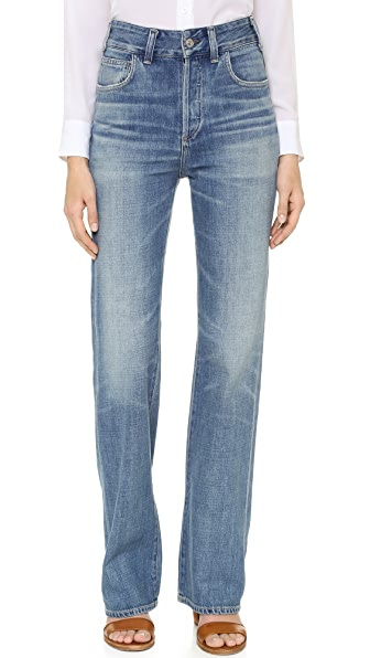 Citizens Of Humanity Vera Wide Leg Jeans - Del Sol at Shopbop