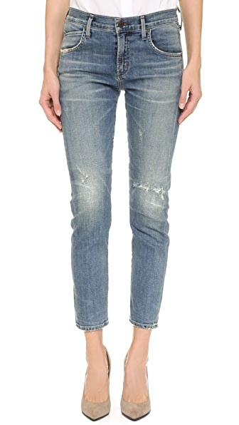 Citizens of Humanity The Principle Girlfriend Jeans