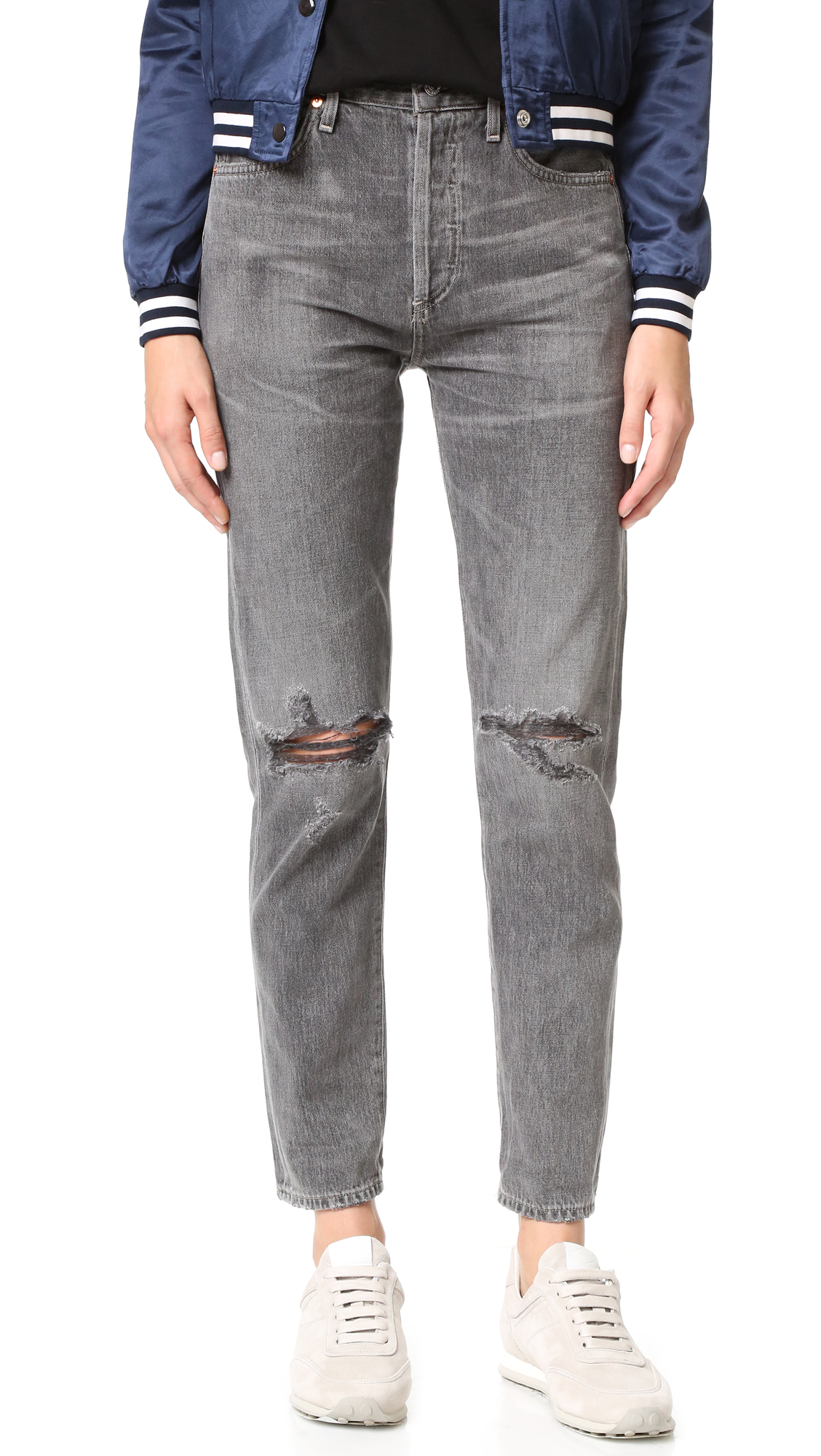 Citizens Of Humanity Liya High Rise Jeans - Extreme at Shopbop