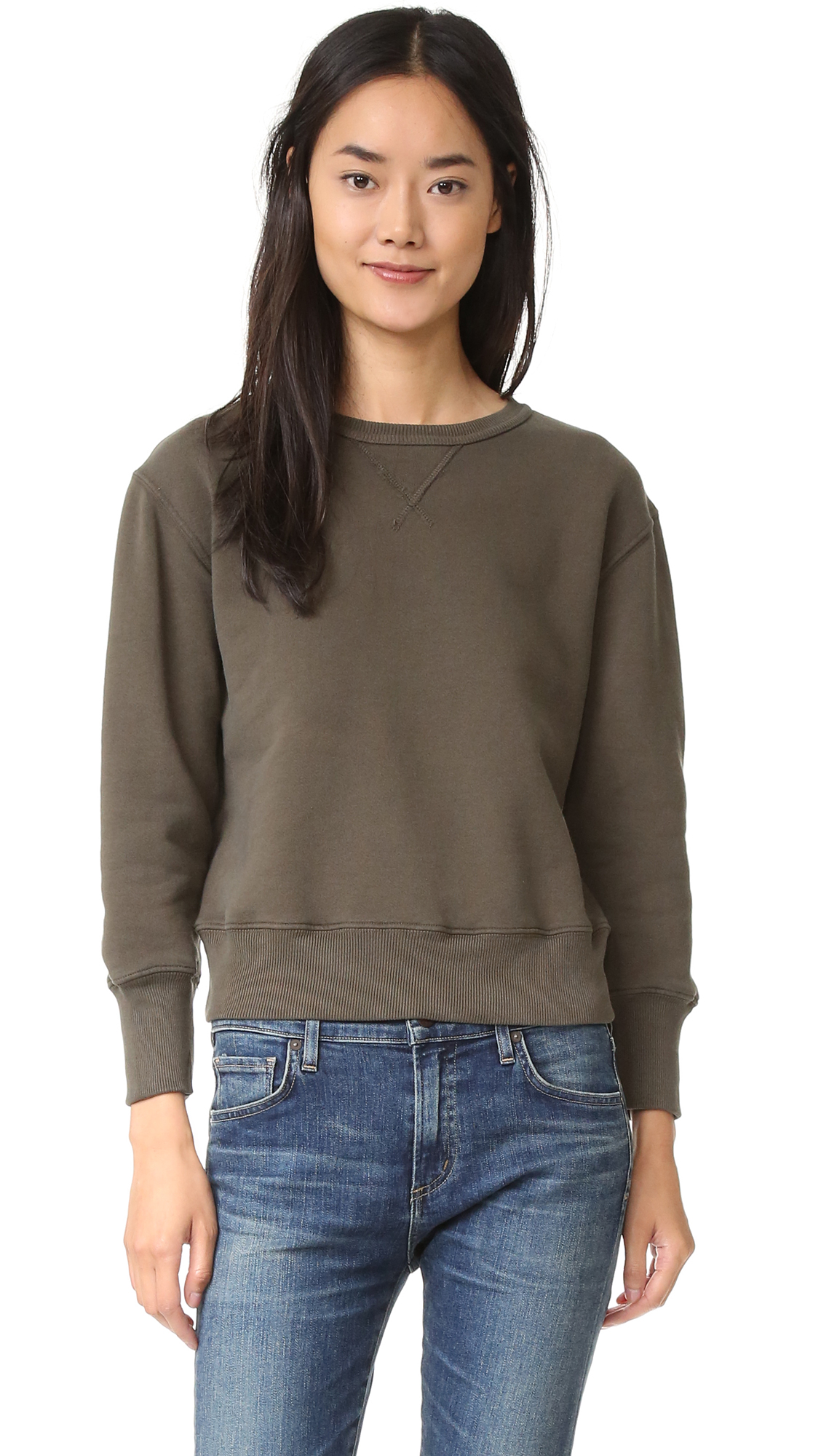 Citizens Of Humanity Camyrn Sweatshirt - Canteen at Shopbop