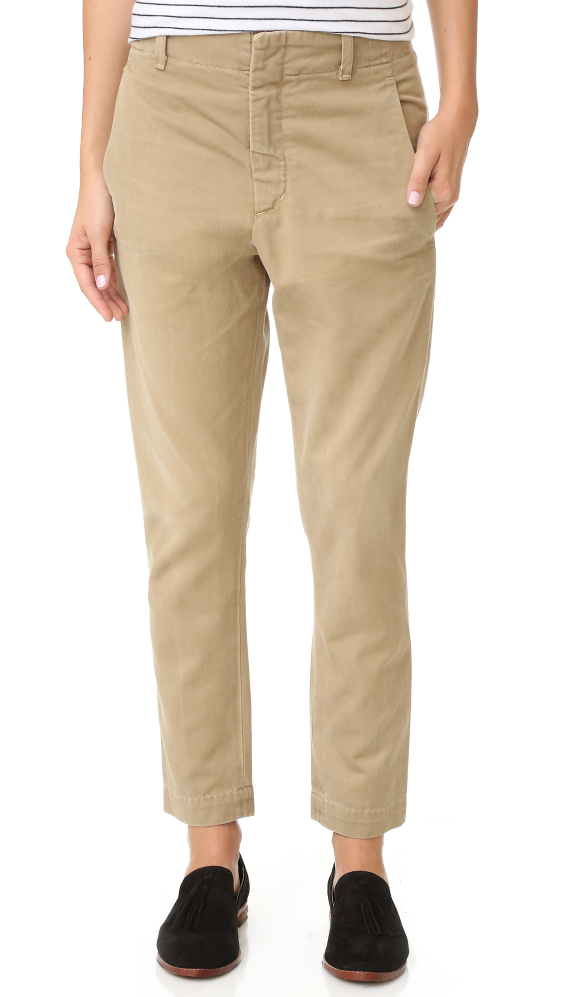 Citizens Of Humanity Surplus Chino Pants - West Point at Shopbop