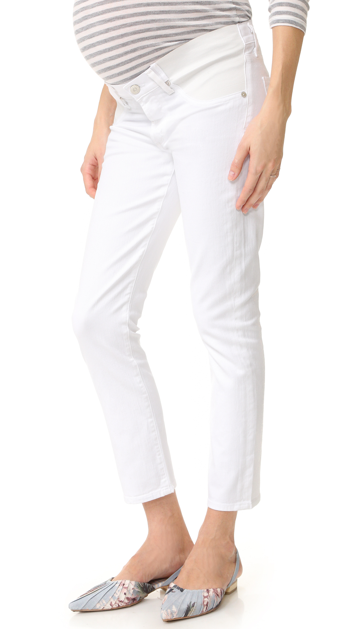 Citizens Of Humanity Phoebe Maternity Jeans - Santorini