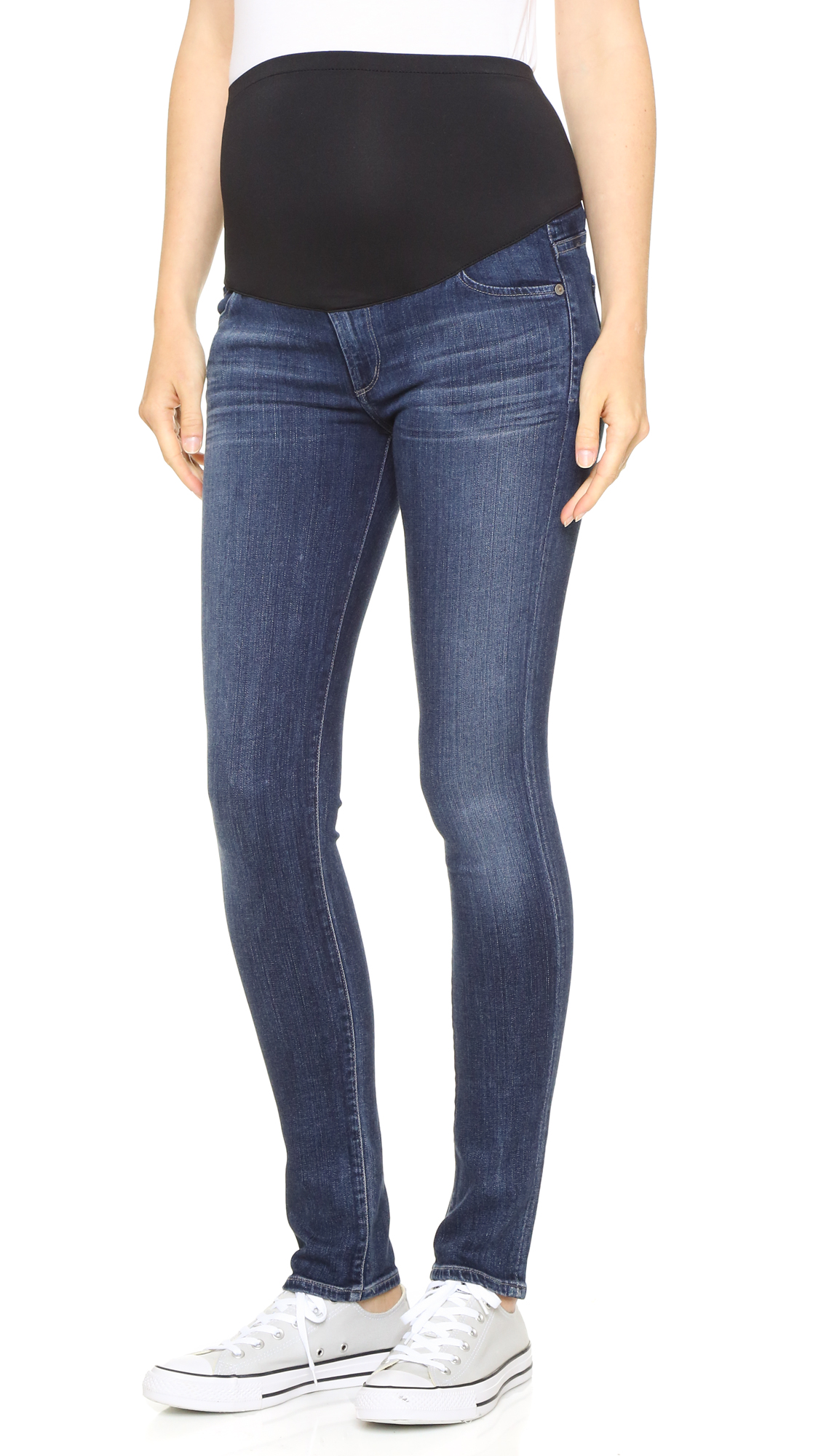 Citizens Of Humanity Avedon Skinny Maternity Jeans - Surreal at Shopbop
