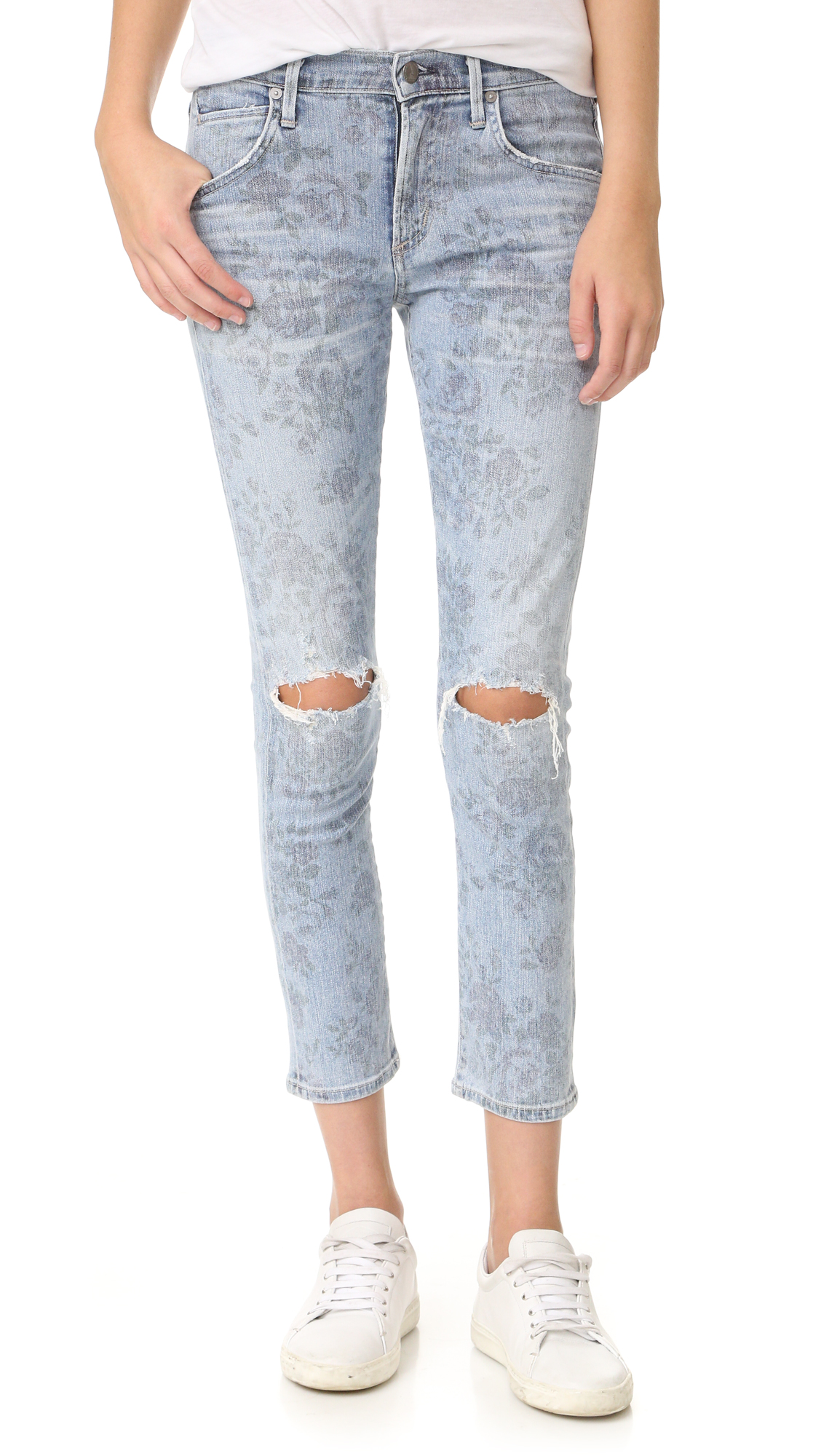 Citizens Of Humanity The Principle Girlfriend Jeans - Acid Rose at Shopbop