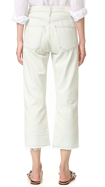 Citizens of Humanity Cora High Rise Relaxed Crop Jeans