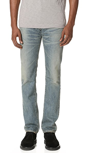 PV Core Slim Straight Jeans