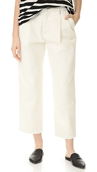 Citizens of Humanity Hailey Pleated Trouser Jeans at Shopbop