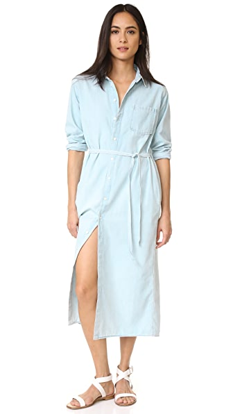 Citizens of Humanity Jamie Shirtdress - Mystic
