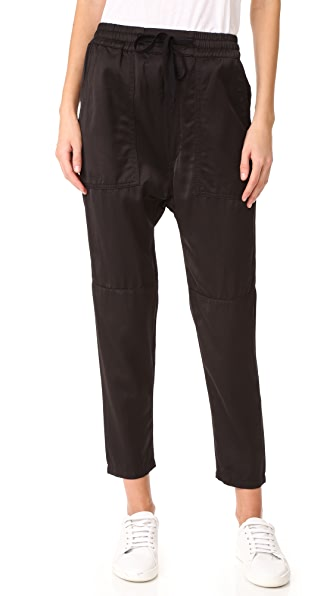 Citizens of Humanity Sadie Pull On Pants - Black