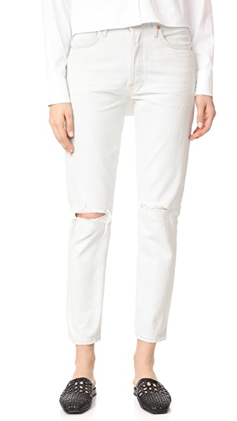 Citizens of Humanity Liya High Rise Classic Fit Jeans - Fresh Water