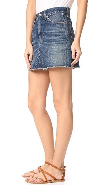 Citizens of Humanity Cut Off Miniskirt