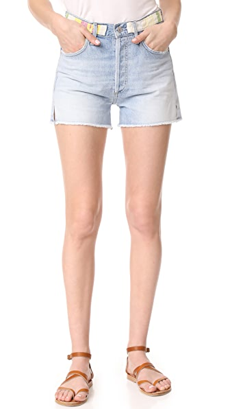 Citizens of Humanity Alyx Shorts at Shopbop