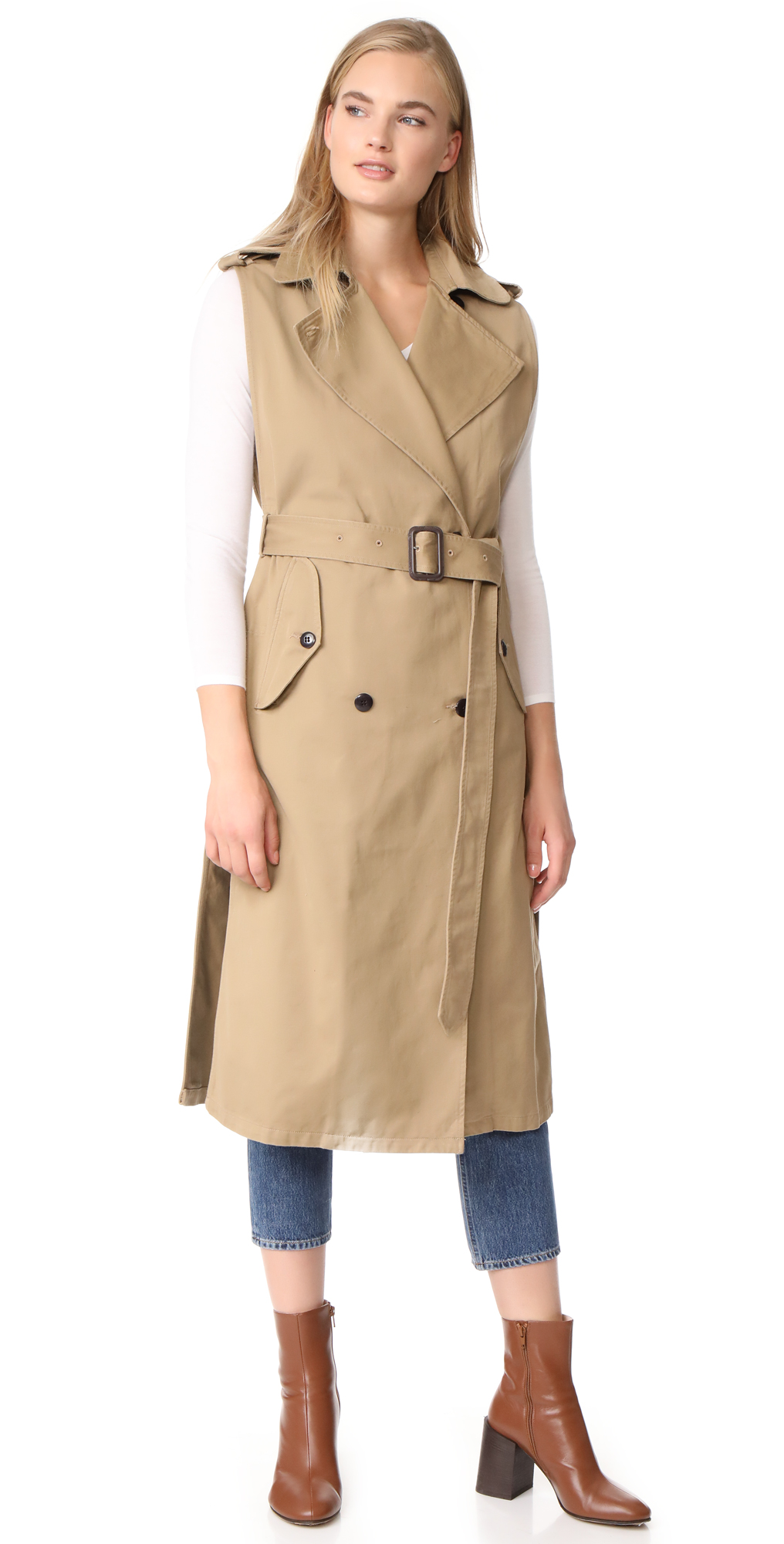 Sleeveless Trench Citizens of Humanity