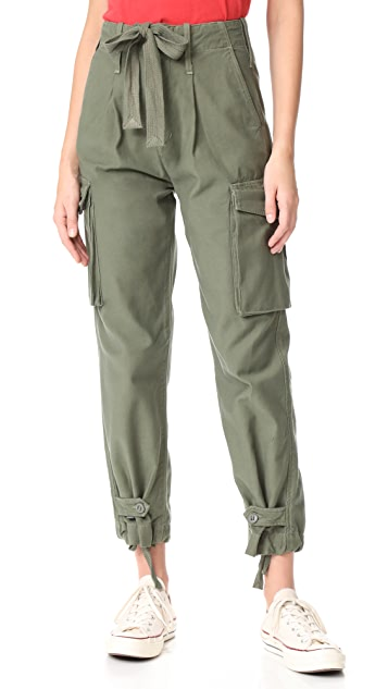Citizens of Humanity Zoey High Waist Cargo Pants