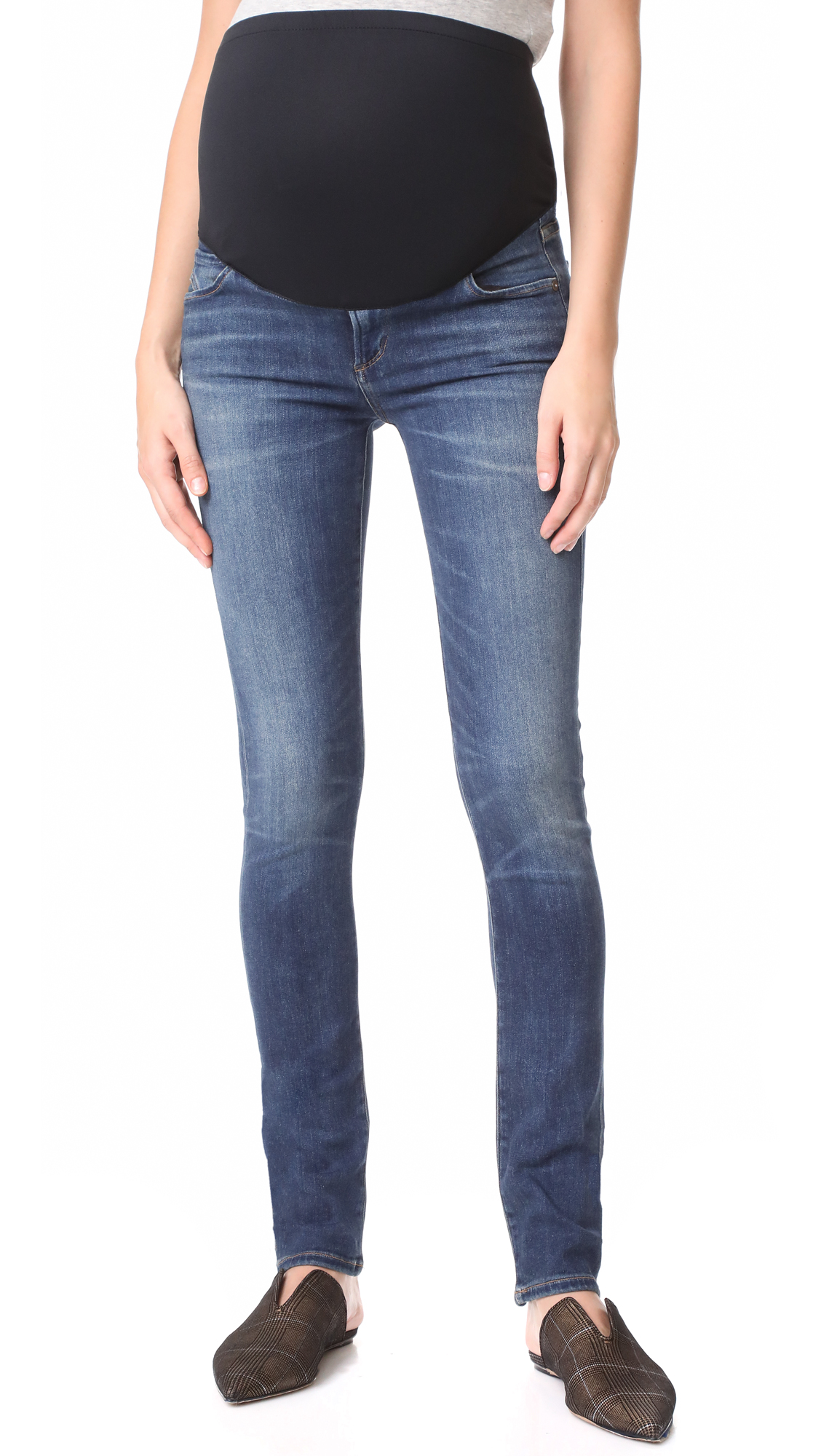 Avedon Skinny Maternity Jeans