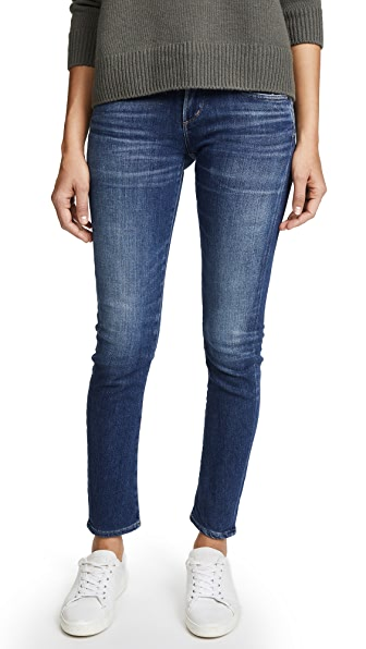 Citizens of Humanity Racer Low Rise Skinny Jeans at Shopbop