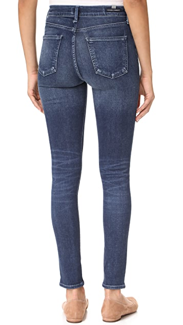 Citizens of Humanity Sculpt Rocket High Rise Skinny Jeans